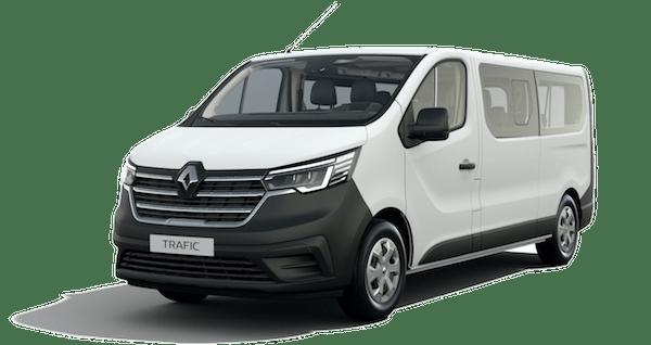 KIKI fleet Renault Trafic