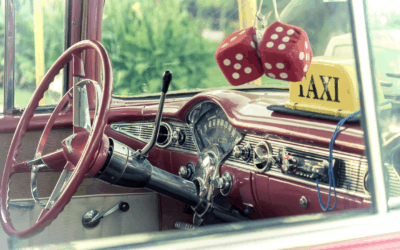 5 things you should check about your ride provider